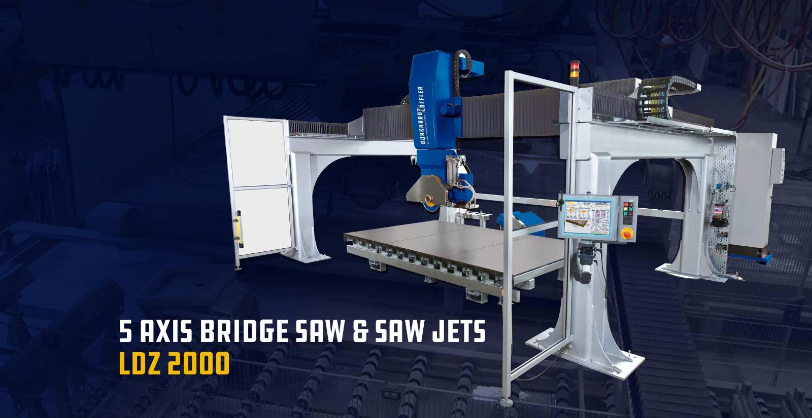 BRIDGE SAW